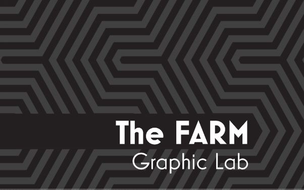 logo grafica the farm